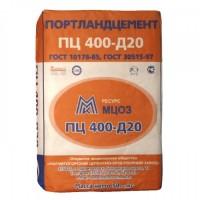 "Цемент ПЦ 400 Д20 мешок 50 кг ""Магнитогорский"""