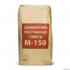 Цементно песчання смесь М150, мешок 25 кг