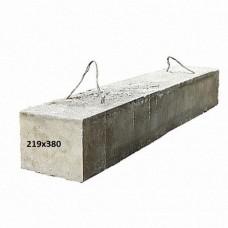 Перемычка для керамоблока ППБу 219х380х3300