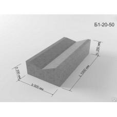 Лоток прикромочный,             Б1-20-50, вибропресс