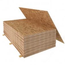 OSB-3 плита древесная 1250*2500*12 мм Kronospan